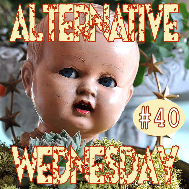 Alternative Wednesday #40 - 2017 on Spotify