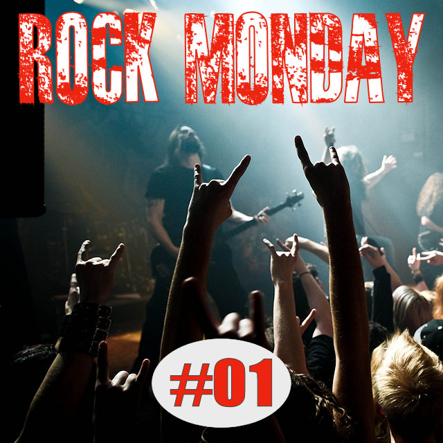 Rock Monday #01 - 2017 on Spotify