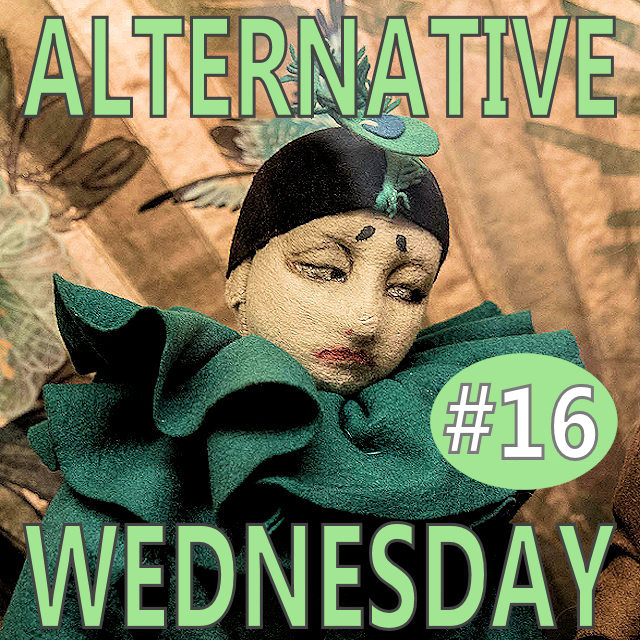 Alternative Wednesday #16 - 2018 on Spotify