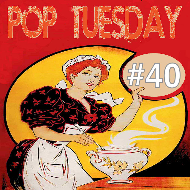 Pop Tuesday 2018 : #40 on Spotify