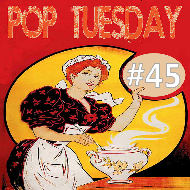 Pop Tuesday 2018 : #45 on Spotify