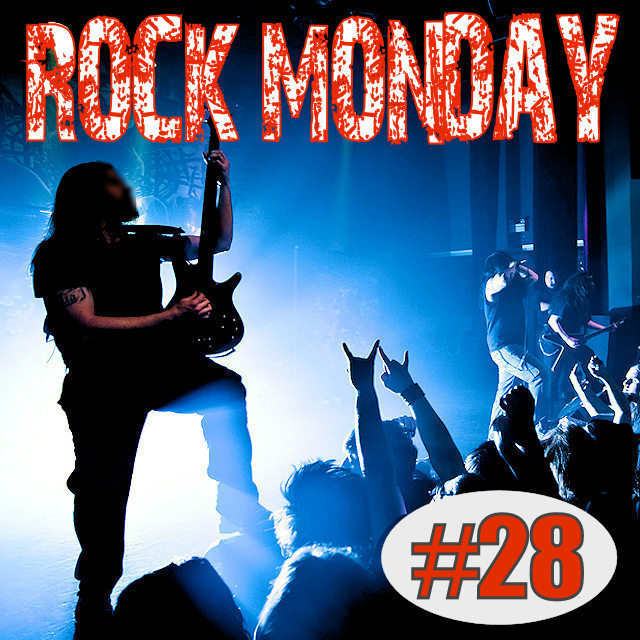 Rock Monday 2018 : #28 on Spotify