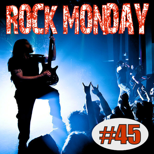 Rock Monday 2018 : #45 on Spotify