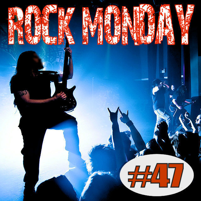 Rock Monday 2018 : #47 on Spotify