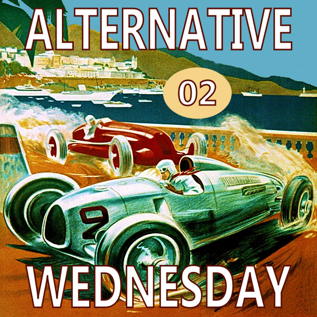 Alternative Wednesday 2020 on Spotify