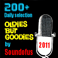 Spotify daily oldies 2011