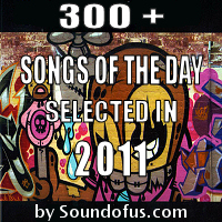 Spotify daily songs 2011