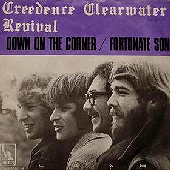 Greedence Clearwater Revival